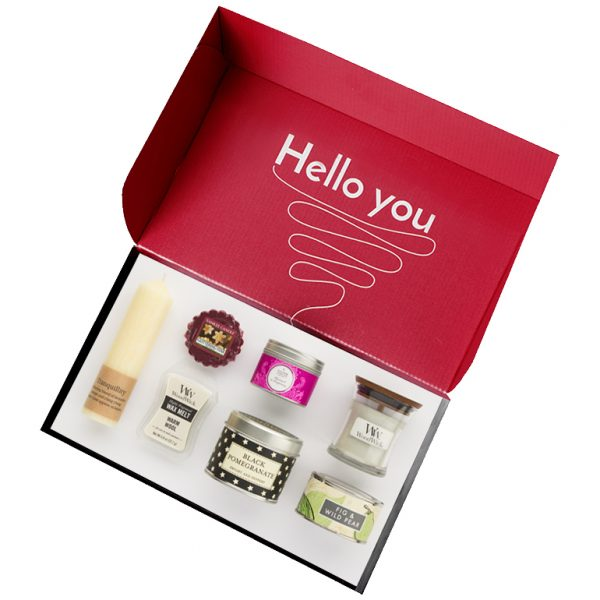 October Subscription 7 Piece box