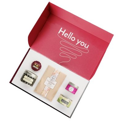 Scent by Mail October Box Candle Subscription