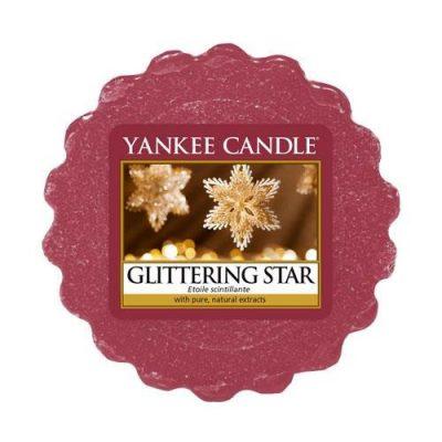 Yankee Candle Glittering Star Wax Tart